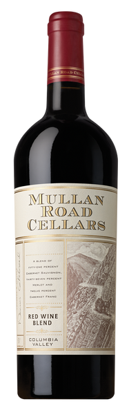 Mullan Road Cellars Red 2012
