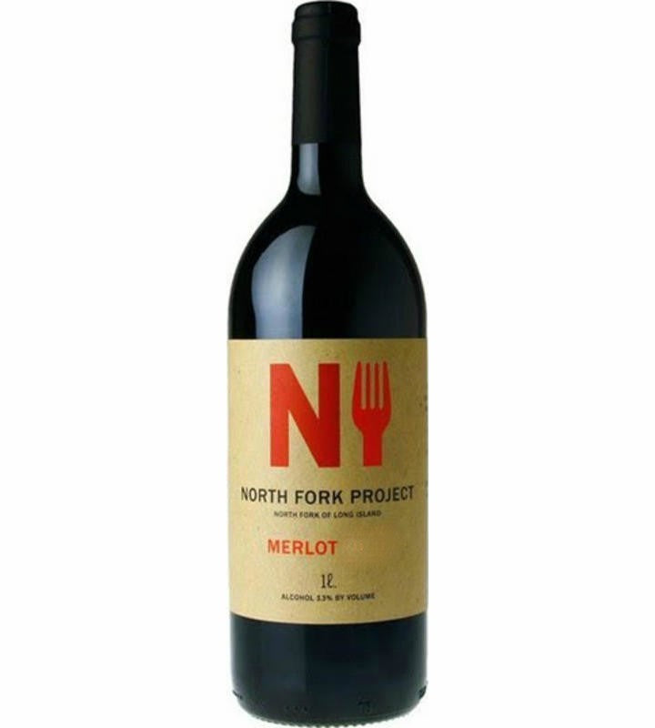 2015 North Fork Project Merlot