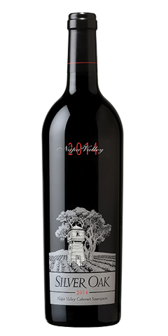2014 Silver Oak Cellars Napa  Valley Cabernet Sauvignon