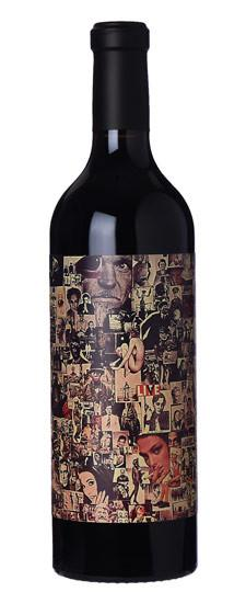 2017 Orin Swift Abstract Red