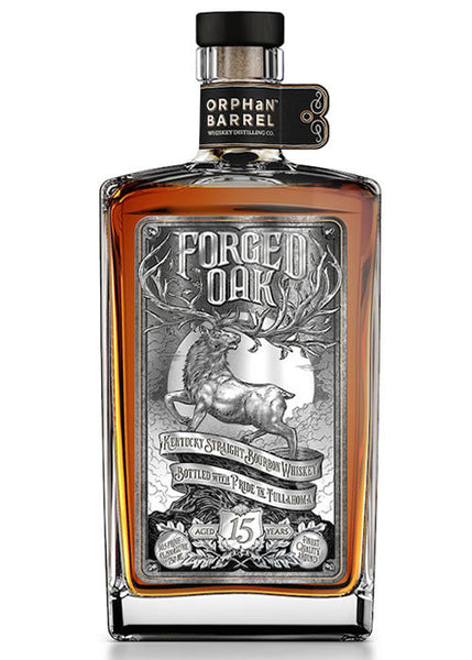 Orphan Barrel 'Forged Oak' 15 Year Old Kentucky Straight Bourbon Whiskey