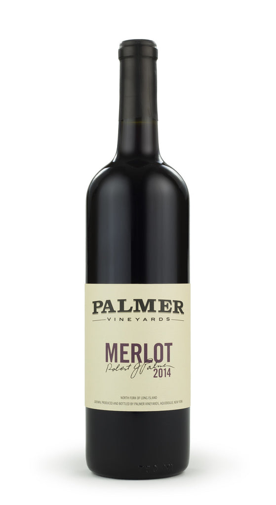 2014 Palmer Vineyards Merlot