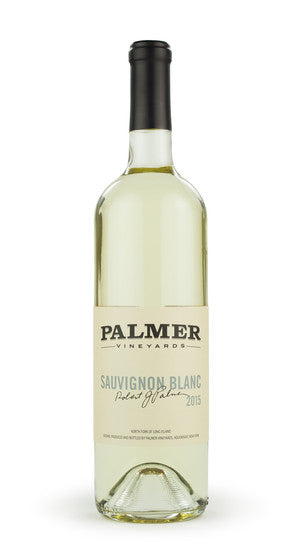 Palmer Vineyards Sauvignon Blanc 2012