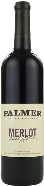 Palmer Vineyards Merlot 2015