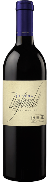 2018 Seghesio Family Vineyards Zinfandel