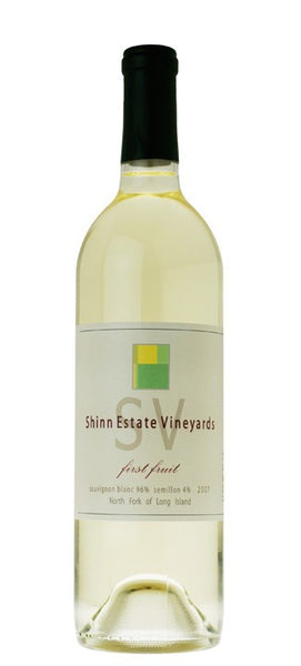 Shinn Estate Vineyards First Fruit Sauvignon Blanc 2013