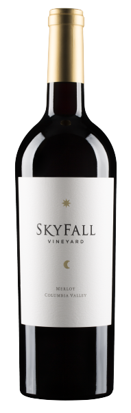 2016 Skyfall Vineyard Merlot