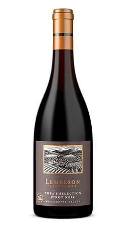 2017 Lemelson Vineyards Pinot Noir Thea's Selection