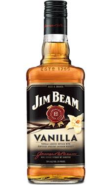Jim Beam Vanilla Whiskey Liqueur
