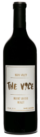 The Vice Merlot Mount Vedeer