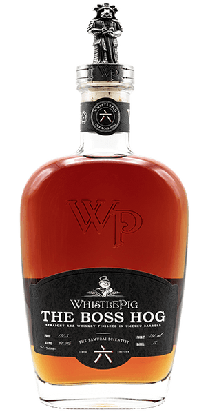 'The Boss Hog' Straight Rye 6th Edition WhistlePig Farm