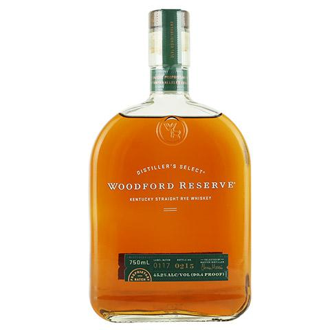 Woodford Reserve Distillers Select Kentucky Straight Rye Whiskey