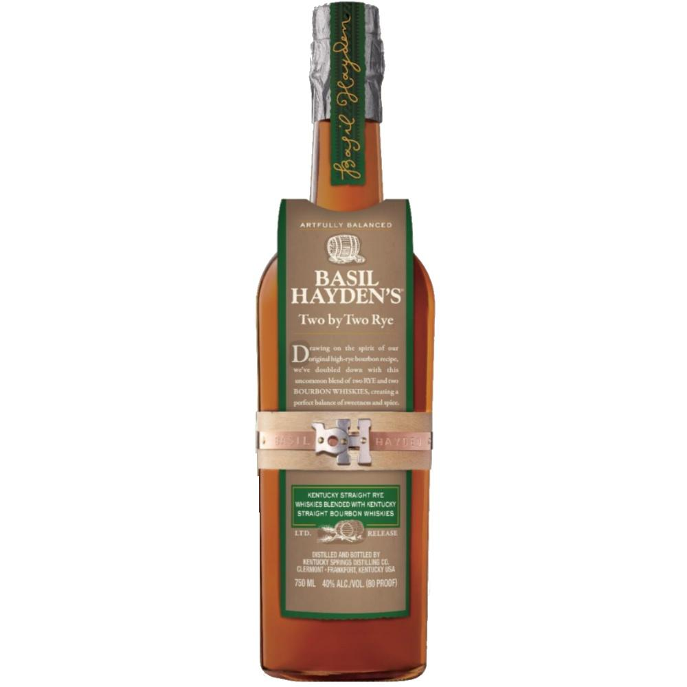 Basil Hayden Rye Two by Two