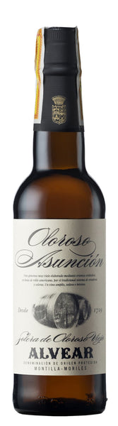 Alvear Sherry Oloroso Asuncion