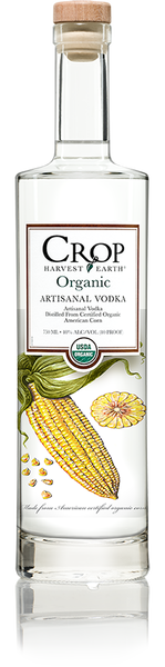 Crop Organic Artisanal Vodka