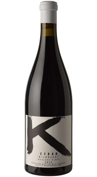 2014 Charles Smith K Vintners Milbrandt Vineyard Syrah