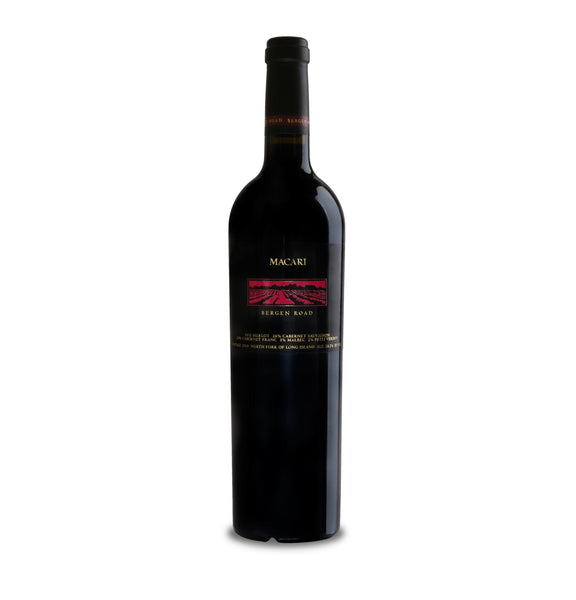 2014 Macari Vineyards Bergen Road Red