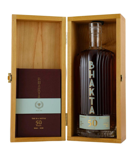 Bhakta 50 Year Old Armagnac Barrel 8 Brandy