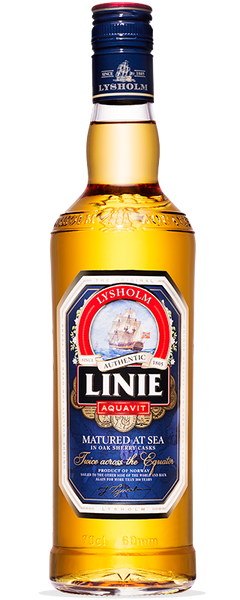Lysholm's Linie Aquavit Norway