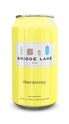 Bridge Lane Chardonnay Can