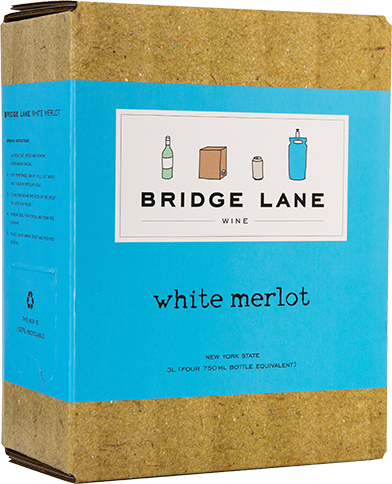 Bridge Lane White Merlot (Box) NV