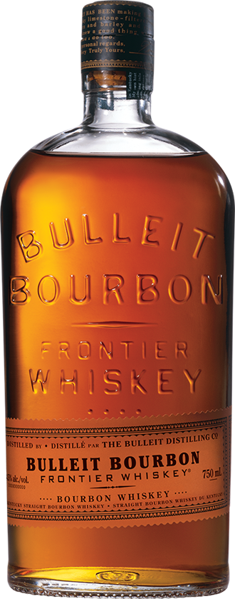 Bulleit Straight Bourbon Frontier Whiskey