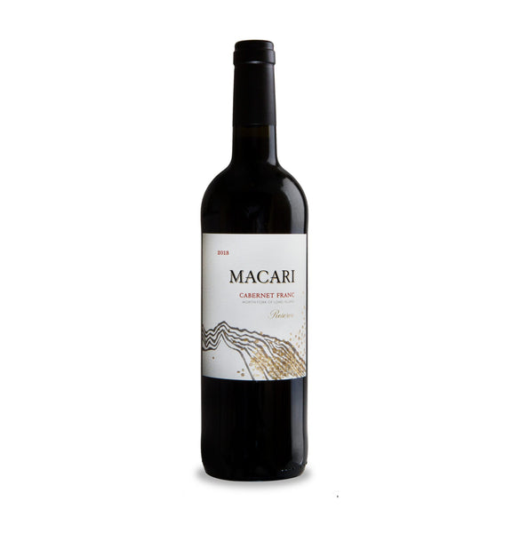 2015 Macari Vineyards Cabernet Franc