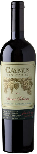 2012 Caymus Vineyards Special Selection Cabernet Sauvignon