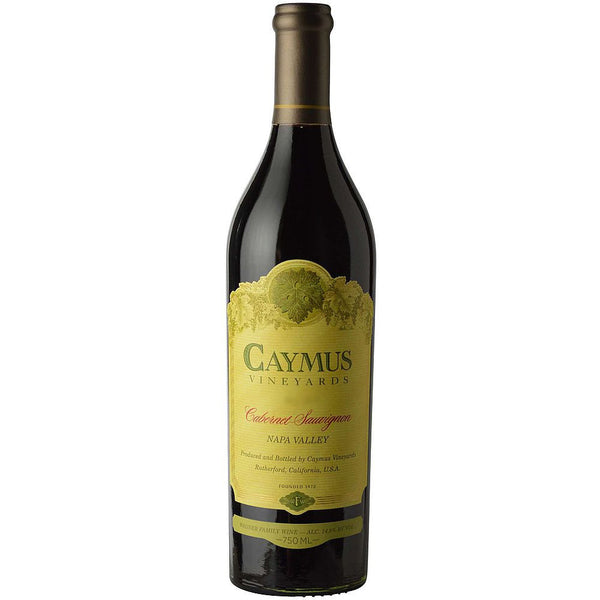 2015 Caymus Vineyards Cabernet Sauvignon