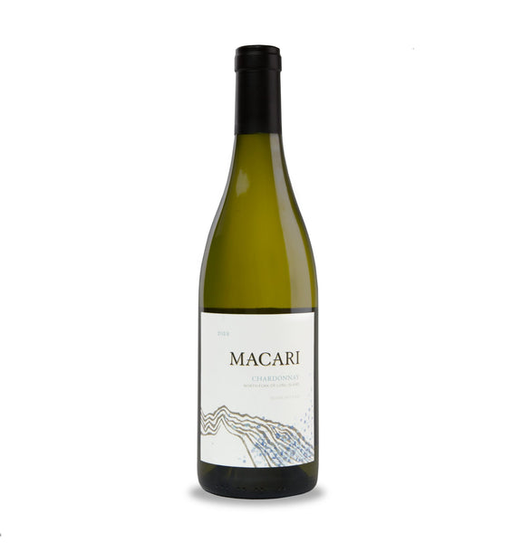 2016 Macari Vineyards Estate Chardonnay
