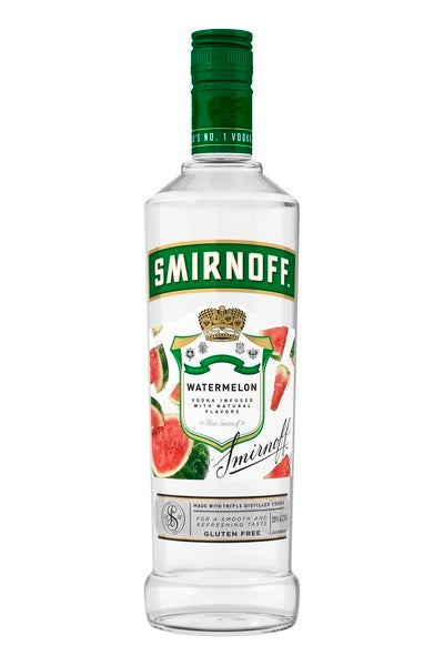 Smirnoff Watermelon Vodka Pint