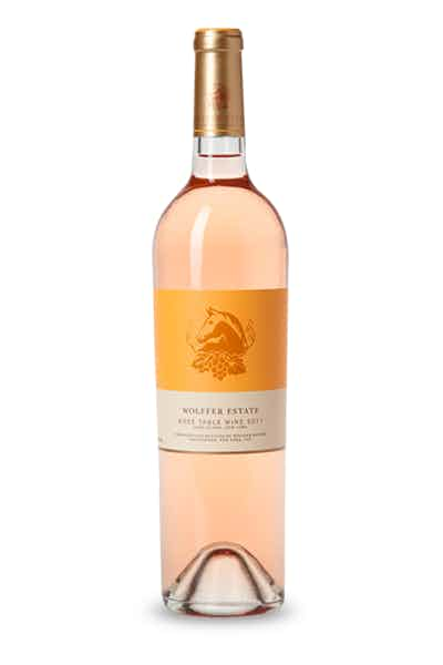2018 Wolffer Estate Rose Table Wine