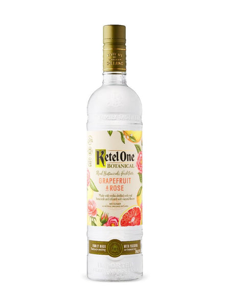 Ketel One Botanical Vodka Grapefruit & Rose