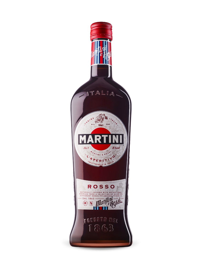 NV Martini & Rossi Rosso Sweet Vermouth