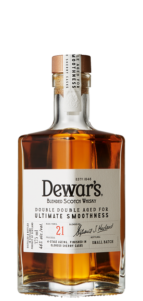 Dewar's Scotch Double Double Aged 21 Year