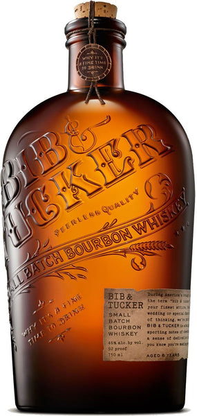 Bib & Tucker Small Batch Bourbon Whisky