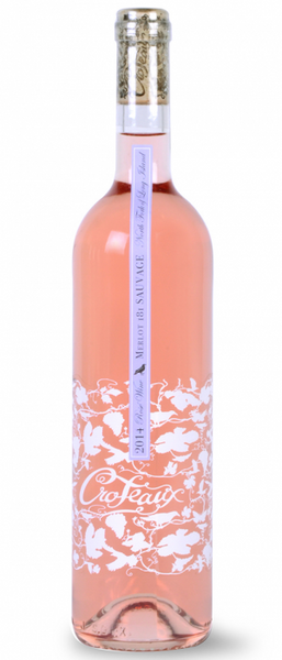 "2017 Croteaux Merlot 181 ""sauvage"" Rose"