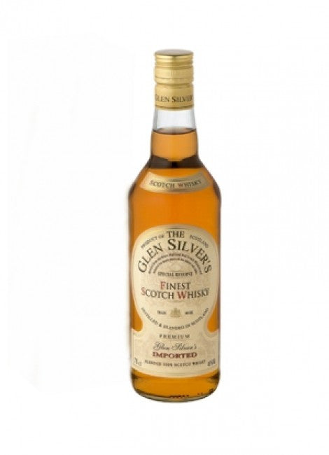 The Glen Silver's Special Reserve Finest Scotch Whisky