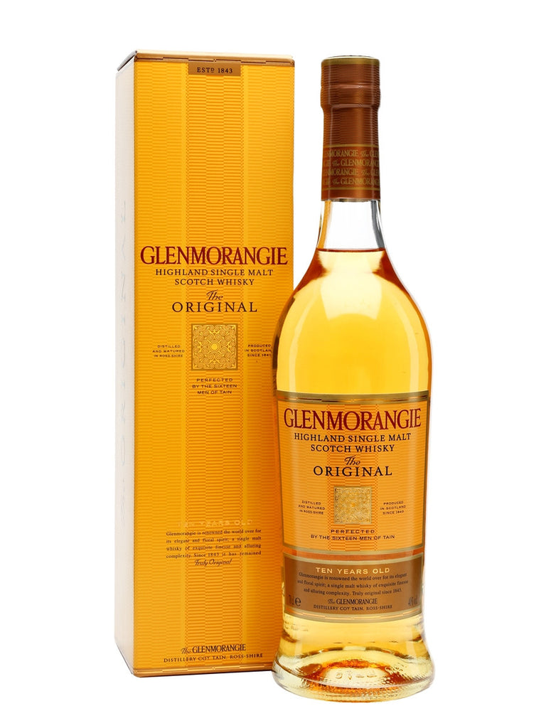 Glenmorangie The Original 10 Year Old Single Malt Scotch Whisky