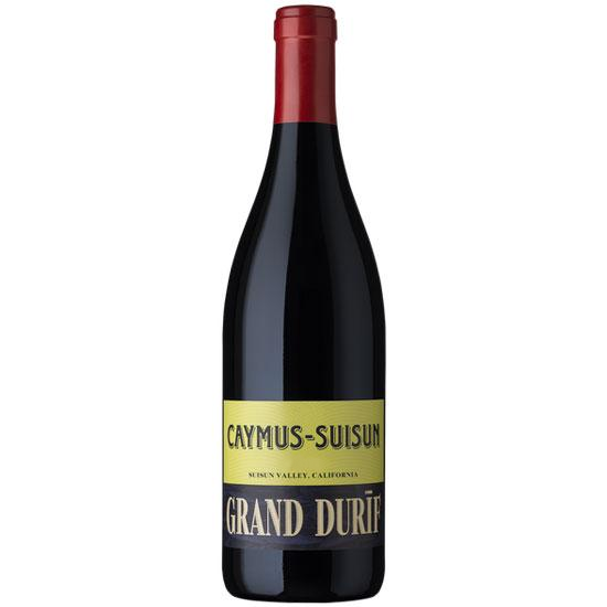 Caymus Suisun Grand Durif 2015