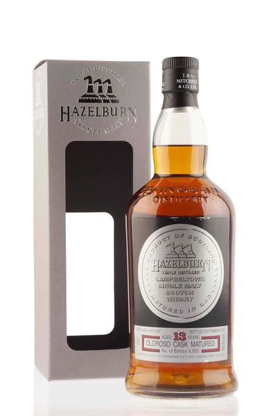 Hazelburn 13 Year Old Oloroso Cask Matured Single Malt Scotch Whisky