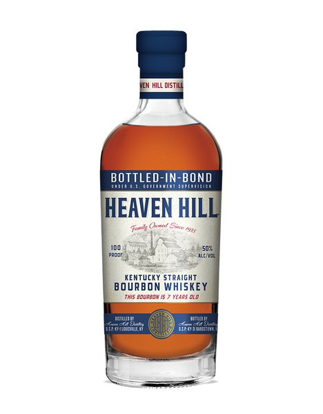 Heaven Hill Distilleries 7 Year Old Kentucky Straight Bourbon Whiskey