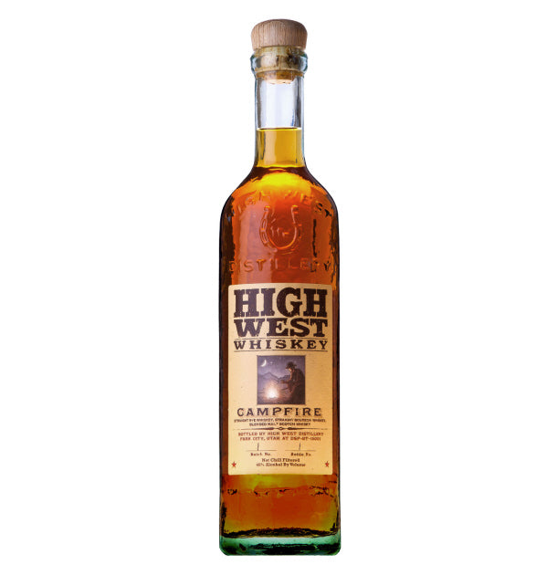 High West Whiskey Campfire