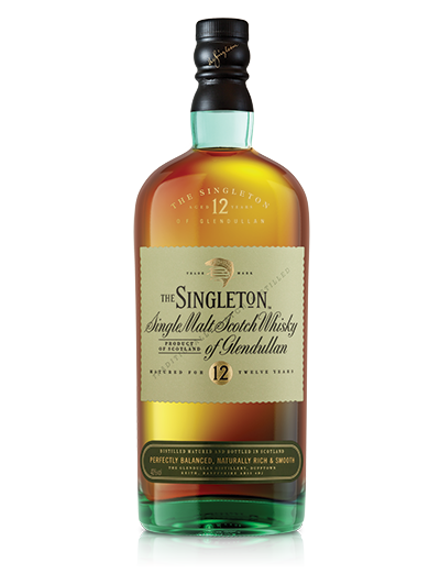 The Singleton of Glendullan 12 Year Old Single Malt Scotch Whisky