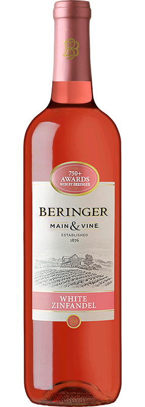 Beringer Vineyards White Zinfandel NV