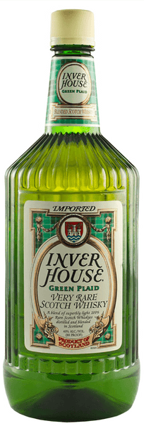 Inver House Green Plaid Blended Scotch Whisky