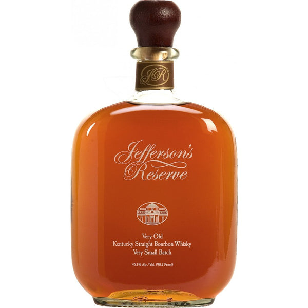 Jefferson's Reserve Very Old Kentucky Straight Bourbon Whiskey