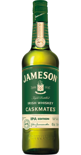 Jameson Caskmates Irish Whiskey IPA