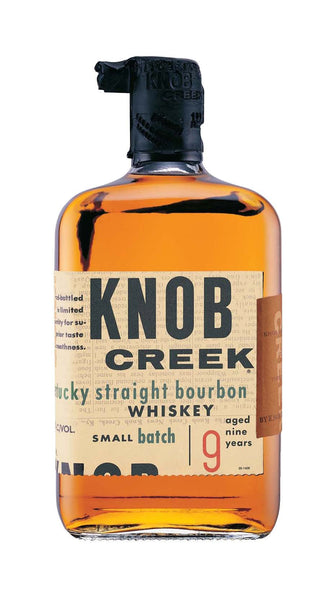 Knob Creek Small Batch 9 Year Old Straight Bourbon Whiskey