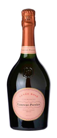 NV Laurent-Perrier Cuvee Rose Brut Champagne